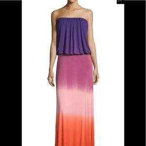 Young Fabulous and Broke Sydney Ombré maxi dress